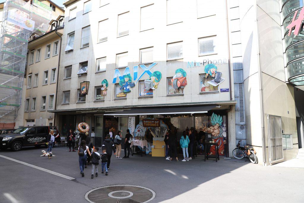 Donutime Lausanne